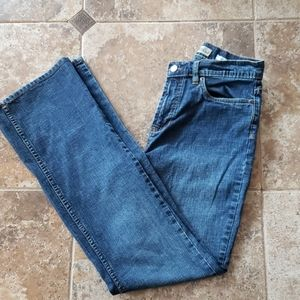 Old Navy Boot Cut Stretch Jeans Sz 6